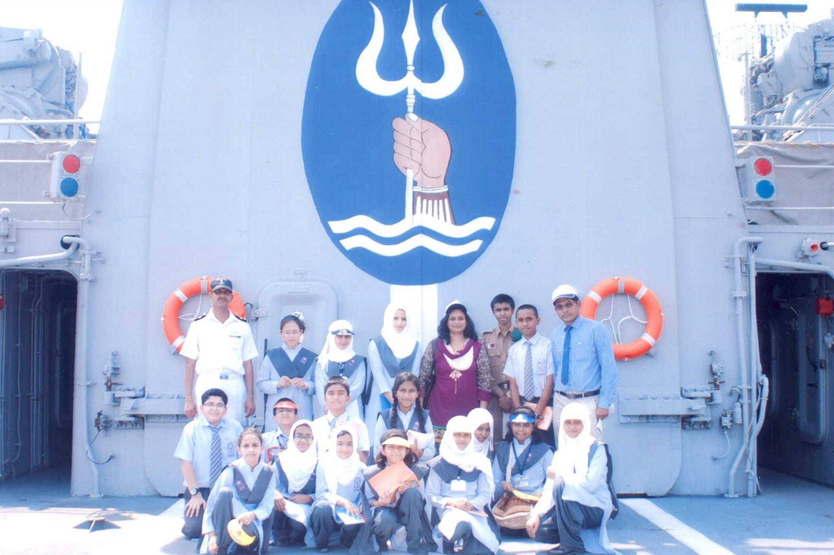 Ship visit